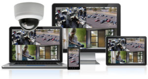 IP Security Cameras in Providence RI - Remote Access via Smartphone or Computer Internet