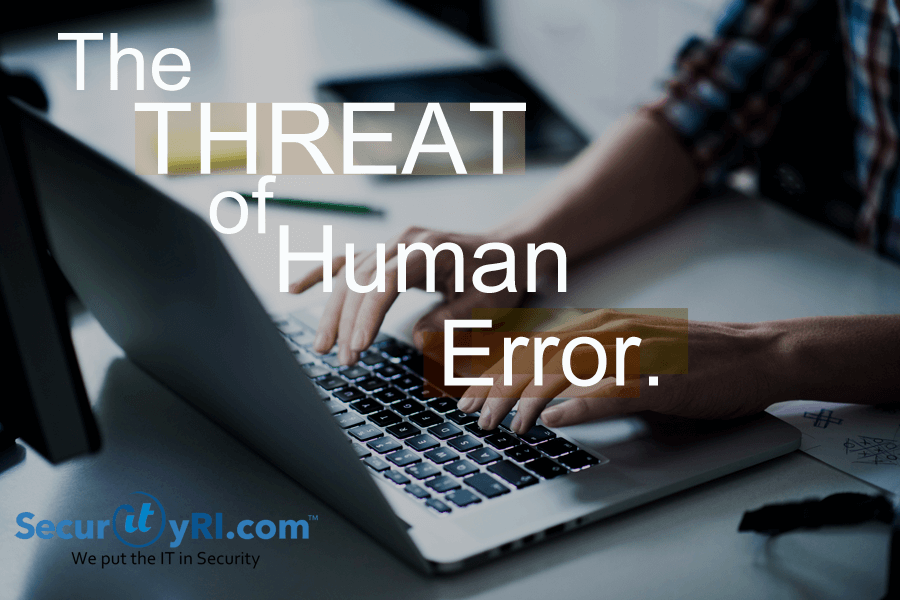Reduce Human Error in your business