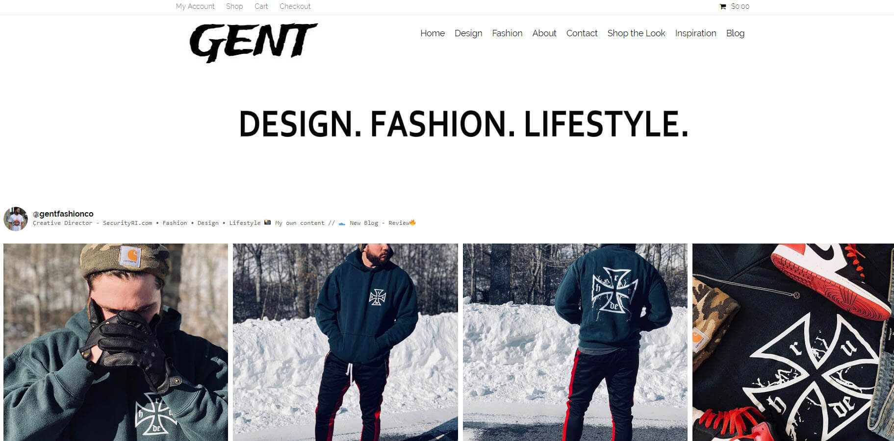 Gent Designs Fashion