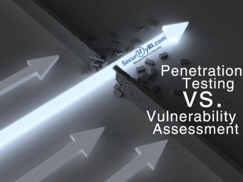 Penetration and vulnerability testing something