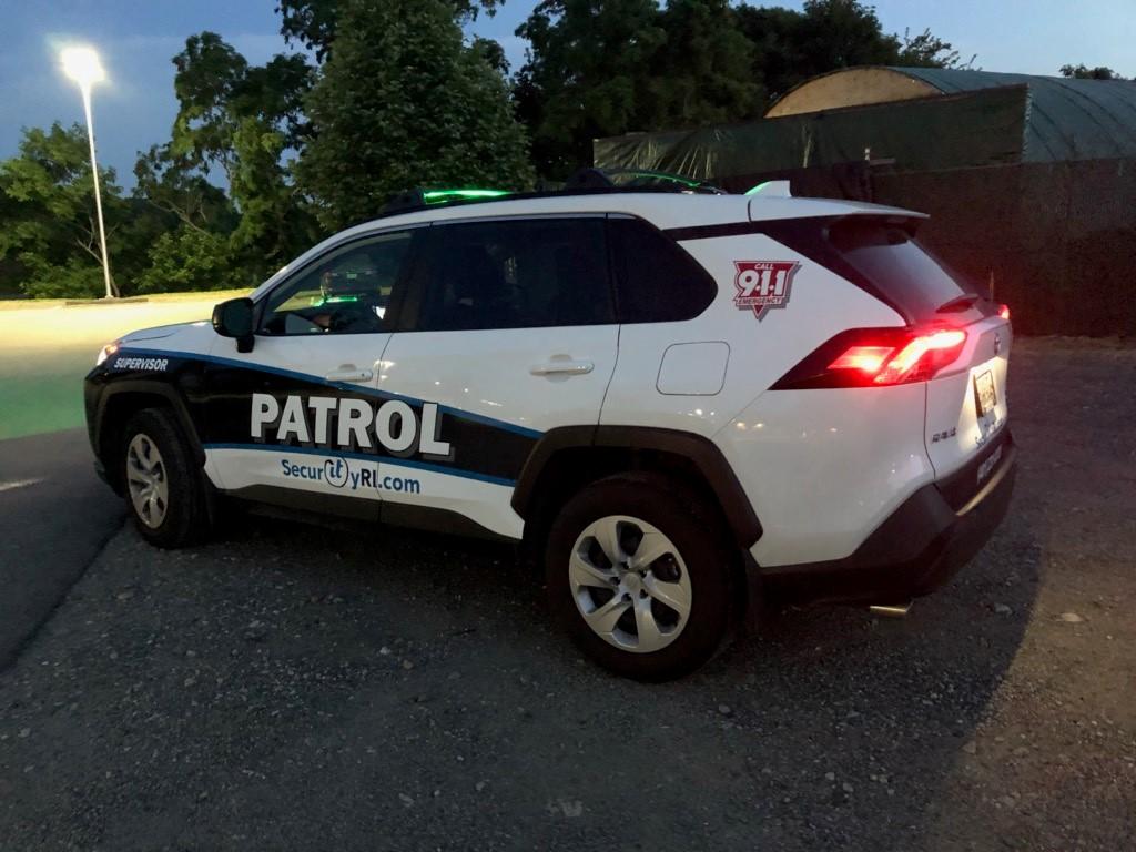 Patrol in RI