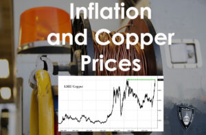 inflation and copper prices