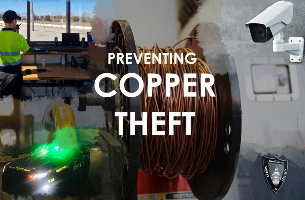 preventing copper theft in RI